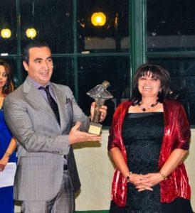 """Д-р Гайс Бадер спечели голямата награда в третото издание на конкурса """"Мениджър на …"""