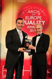 The Arch of Europe Award