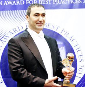 Europäischer Preis für Best Practices